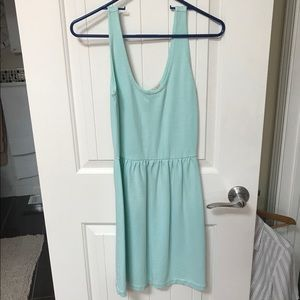Jcrew mint dress